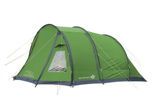 Highlander Sycamore 4 Tent-Meadow Zelt, grün, 60 x 40 x 40 cm