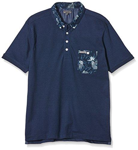 Voi Kansas Polo, Bleu - Blue (Mood Indigo), X-Large Homme
