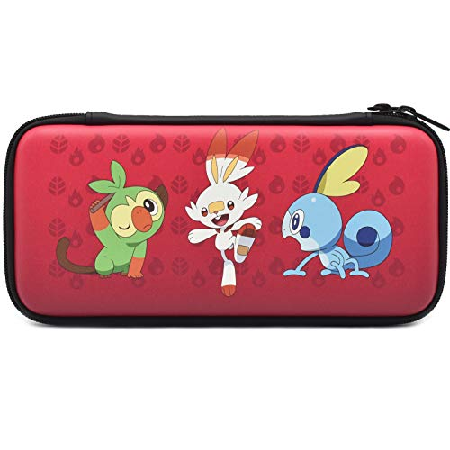 Nintendo Switch Pokémon Sword & Shield Hard Pouch by HORI - Officially Licensed by Nintendo & Pokémon