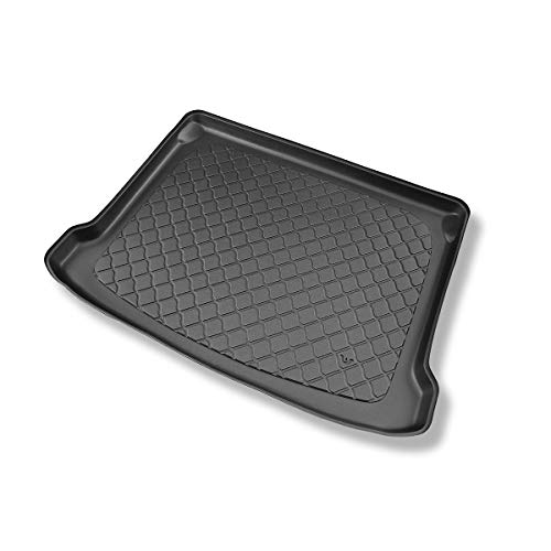 Mossa Kofferraummatte - Ideale Passgenauigkeit - Höchste Qualität - Geruchlos - 5902538861342