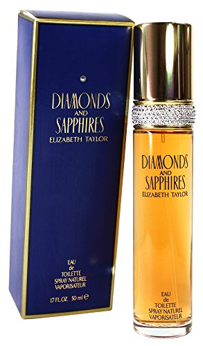 Elizabeth Taylor Diamante y zafiro/aerosoles edt Soltero
