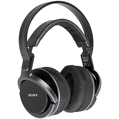 Sony MDR-RF855RK Cuffie TV Wireless Over-Ear, Base di...