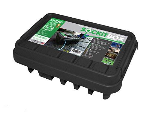 SOCKiTBOX 100533214 Weatherproof Box, Black