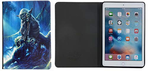 For iPad Pro 10.5/10.2 / Air 3 Master Yoda Star Wars Jedi Master New Smart Case Cover