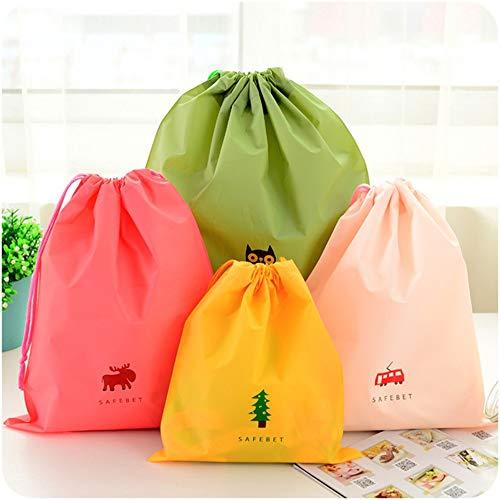 Coulisse borsa, Igemy carino scarpe, borsa impermeabile per abbigliamento intimo Kawaii organizer bag palestra borse di zaino H