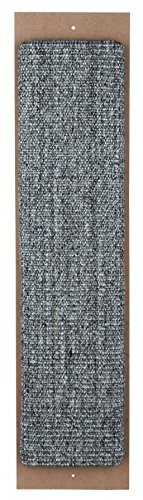 Trixie 43172 Kratzbrett XL, 17 × 70 cm, grau