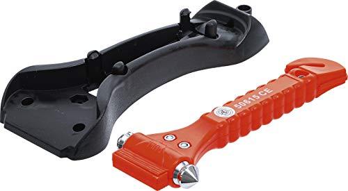 BGS Do it yourself 50615 | Nothammer mit Gurtschneider | 170 mm