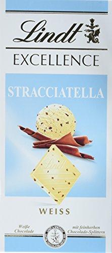 Lindt & Sprüngli Excellence Stracciatella (1 x 100 g)