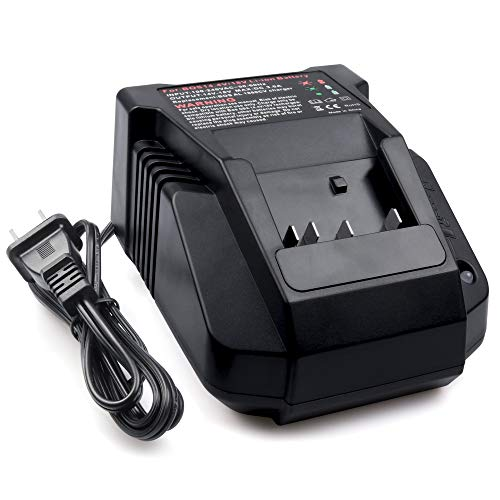 Batteriol BC660 BC1880 18V 14.4V Li-ion Battery Replacement Charger for...