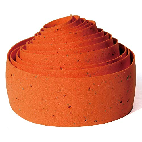 Bike Ribbon Lenkerband Cork Plus orange, One Size - 2