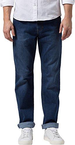 BRAX Feel Good Style Cooper Denim Regular Blue Used 35/38