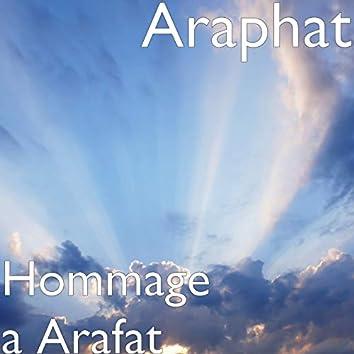 Hommage a Arafat