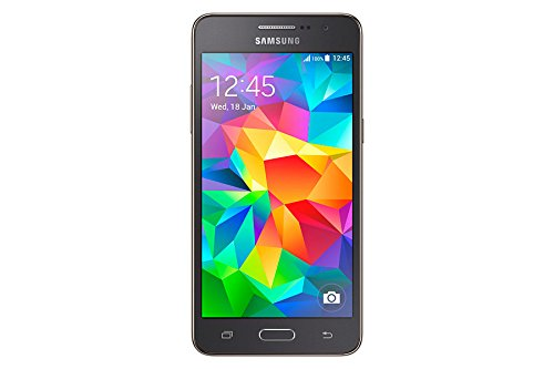 Samsung Galaxy Grand Prime VE SM-G531F 12,7 cm (5 Zoll) 1 GB 8 GB Single SIM 4G Grau 2600 mAh - Smartphones (12,7 cm (5 Zoll), 1 GB, 8 GB, 8 MP, Android 5.1, Grau)