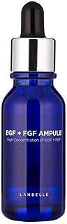 LANBELLE EGF + FGF Ampule Serum - 30ml - Anti-Ageing, Cell Renewal Serum Ultra Intensive Solution