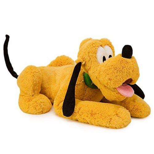 Pluto Plush -- 17'' L by Disney