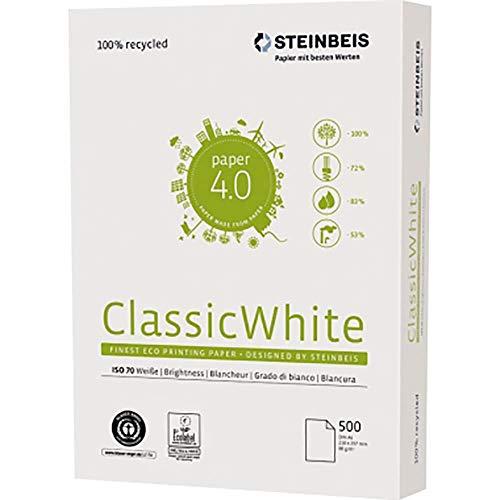 STEINBEIS 8024B80B Steinbeis Classic White Rc A3