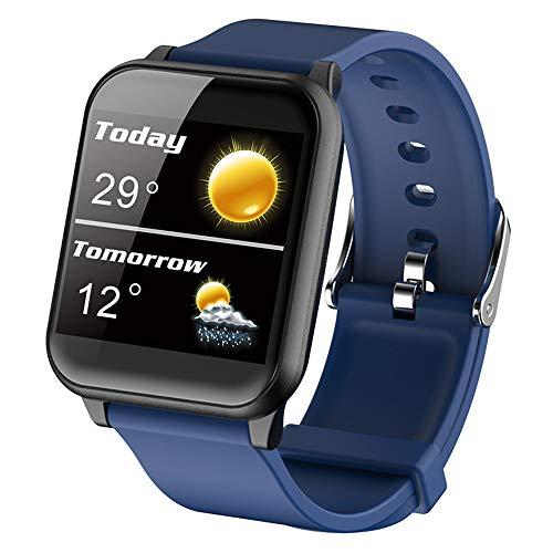 Smartwatch Fitness Tracker Armband horloge stappenteller horloges Smart Watch Smart Watch Smart polshorloge bloeddrukhartslagmeter Bluetooth Sport senioren slaapmonitor gezondheidsarmband