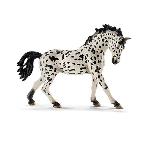 Schleich 13769 - Knabstrupper Stute, Tier Spielfigur