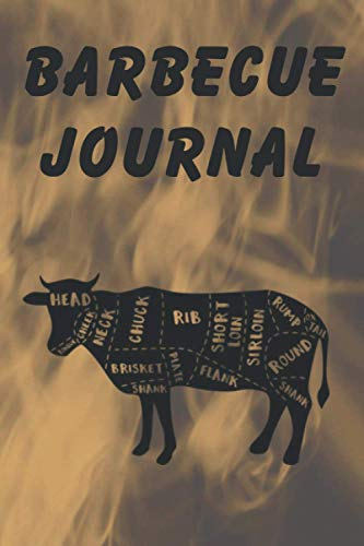 Barbecue Journal: Handy Size (6