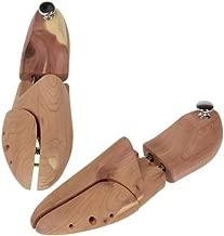 Household Essentials 77402-1 CedarFresh Men's Premium Red Cedar Wood Shoe Tree - Large(US)/Med (EU) , Beige
