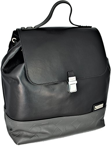 Zaino Unisex Nero/Grigio Alviero Martini Backpack Unisex Black/Grey
