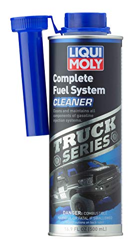 Liqui Moly 20250 Truck Series Complete Fuel System Cleaner