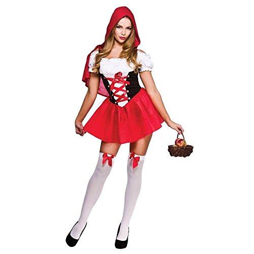 - Erwachsenen Little Red Riding Hood Kostüme