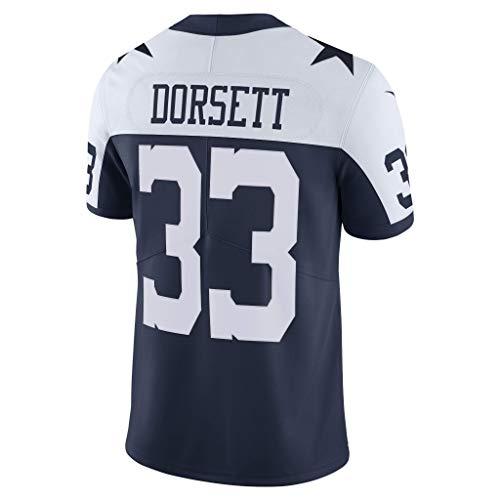 NFL Dallas Cowboys Roger Staubach Nike Limited Jersey, Throwback, 3XL