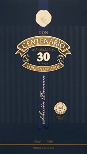 Centenario Edicion Limitada 30 Jahre Rum (1 x 0.7 l) - 4