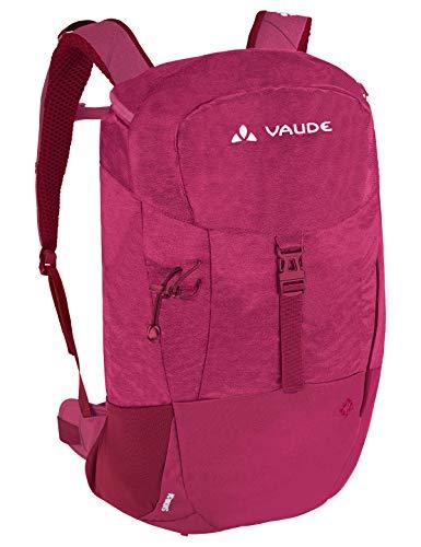 VAUDE Damen Rucksaecke20-29l Women's Skomer 24, Vielseitiger Wanderrucksack, crimson red, one Size, 129799770