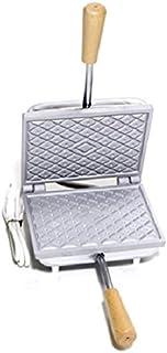CBE elettrodomestici 5010100CR ferratelle Boîte à biscuits rectangulaire, 600W, chromé