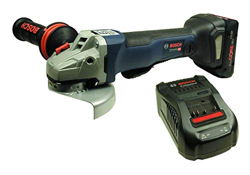Preisvergleich Produktbild Bosch GWS 18 V - 125 PC Akku-Winkelschleifer mit Akku 4 Ah ProCORE + Ladegerät