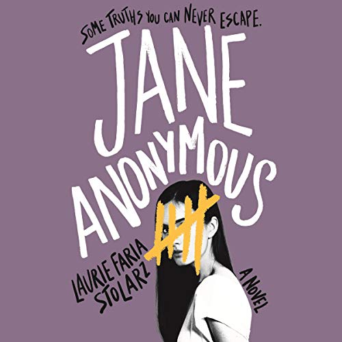 Jane Anonymous cover art