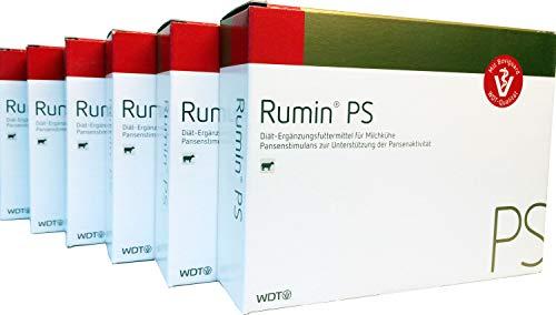 Rumin® PS 6 x 4 Boli á 100 Gramm - Diät-Ergänzungsfuttermittel für Milchkühe