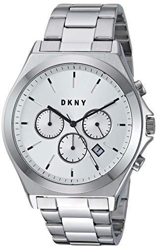 Reloj DKNY Parsons para Hombres 44mm, pulsera de Acero Inoxidable