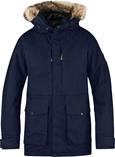 Fjällräven Herren Winterparka Barents Parka Sport Jacket, Dark Navy, XL