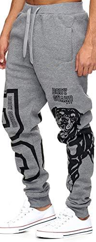 XRebel Kinder Junge Jogging Hose Jogger Streetwear Sporthose Modell W28 (Grau, Gr.14(152~158))