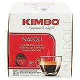 CAFÉ KIMBO NAPOLI - 16 CÁPSULAS COMPATIBLES DOLCE GUSTO 7g