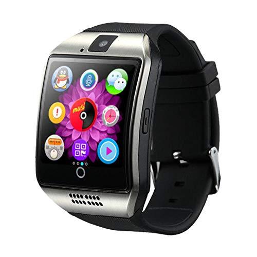 Smartwatch Reloj Inteligente Photo Fashion NFC Reloj de Hombres, Pedómetro de Ejercicios de recordatorio Anti-perdido, Monitor de Ritmo cardíaco del sueño, 500mAh, para el teléfono Android del iPhone