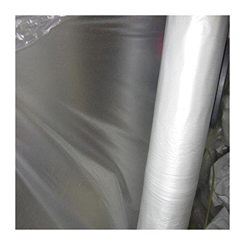 ELJQI - Plástico Invernadero 200M2 (50X4) 400Galgas - Trans