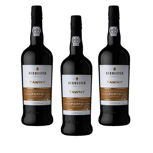 Vino de Oporto Burmester Tawny - Vino Fortificado- 3 Botellas