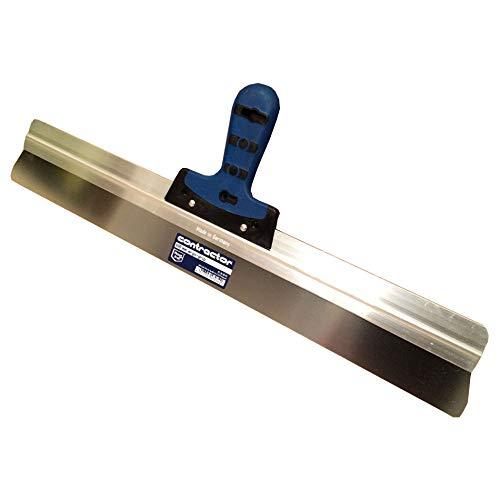 Profi Flächenspachtel Rakel Edelstahl 2 K Ergo Grip Made in Germany 400 mm