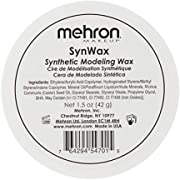 Mehron Makeup SynWax Synthetic Modeling Wax (1.5 oz)