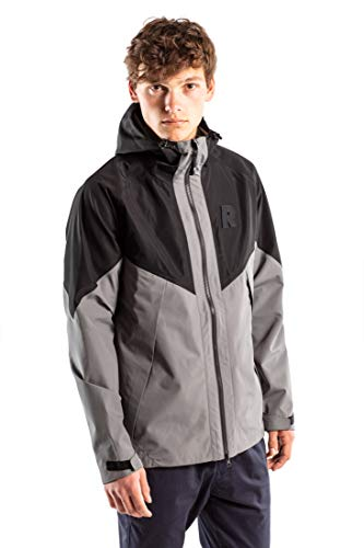 Reell Modular Tech Jacket, Grey/Black L Artikel-Nr.1306-049 - 04-035