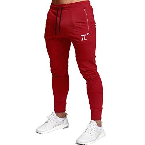 Wangdo Men's Joggers Sweatpants Gym…