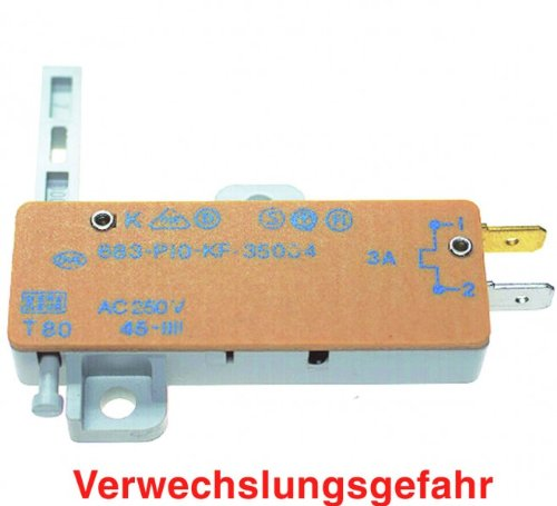 Verriegelungsrelais(WA)Stößel, passend zu Geräten von:AEG BBC Dittha Interfun...