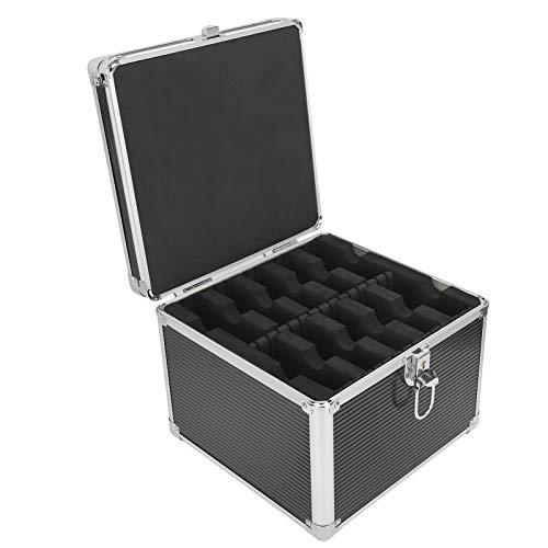 Caja de protección de Disco Duro, Caja de Disco Duro portátil Caja de Almacenamiento HDD para Disco Duro de 3,5 Pulgadas para Almacenamiento