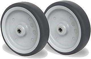 comprar comparacion T.P.E. - Juego de 2 ruedas empotrables (150 mm) Ruedas de transporte