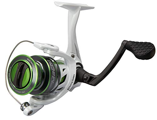 LEW'S Fishing Mach 1 Speed Spin Series, Spinning Reel, Fishing Reel, Fishing Gear and Equipment, Fishing Accessories (MH300A)