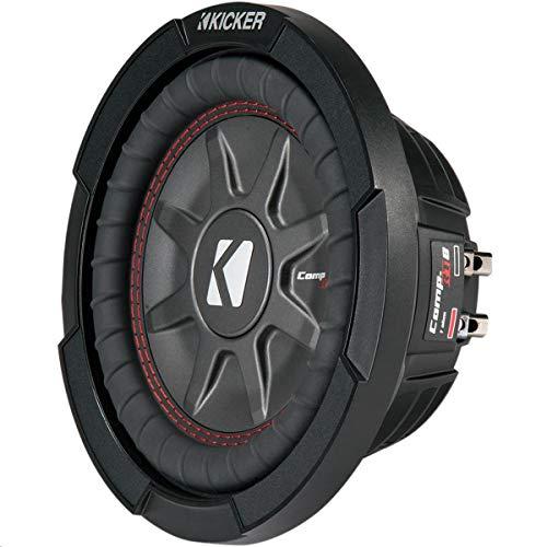 Kicker CompRT 8' 1-Ohm Subwoofer